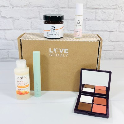 Love Goodly December 2020-January 2021 Subscription Box Review + Coupon – VIP BOX