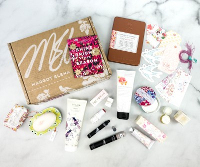 Margot Elena Winter 2020 Discovery Box Review