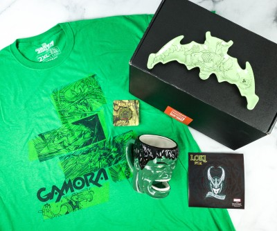 Marvel Gear + Goods November 2020 Subscription Box Review + Coupon! – GREEN