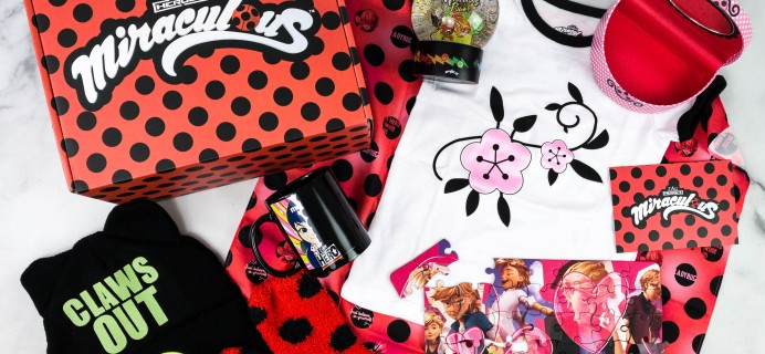 Miraculous Box Review – Winter 2020