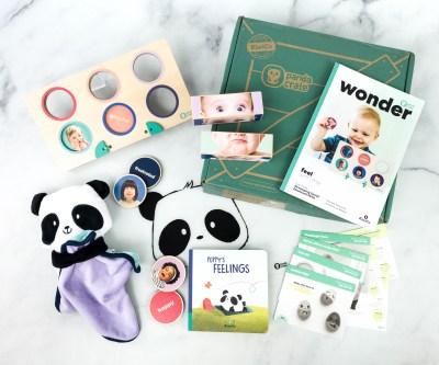 KiwiCo Panda Crate Review & Coupon! – FEEL WITH ME