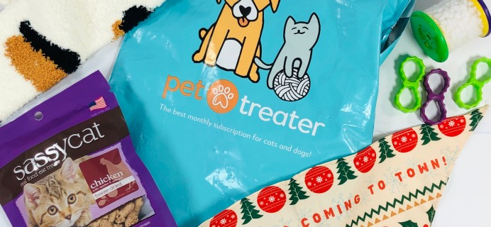 Pet Treater Cat Pack Review + Coupon –  December 2020