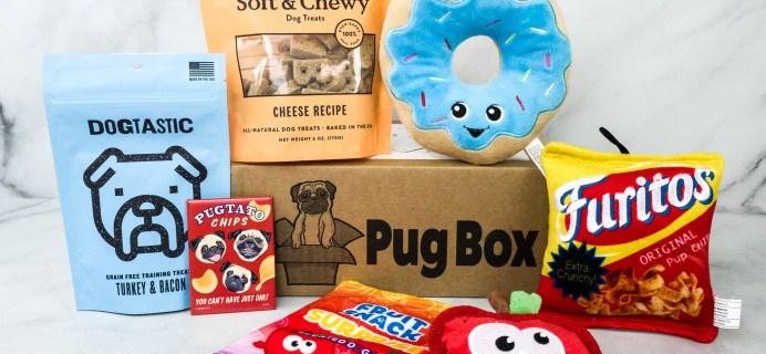 Pug Box Review + Coupon – November 2020