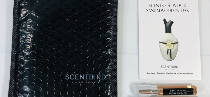 Scentbird December 2020 Perfume Subscription Review & Coupon