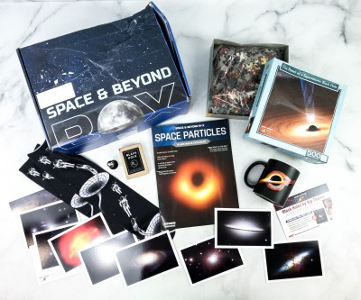 Space & Beyond Box Review + Coupon – December 2020