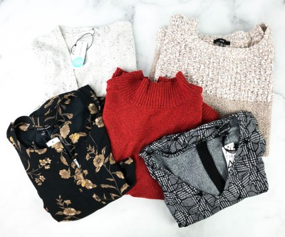Stitch Fix Review – December 2020