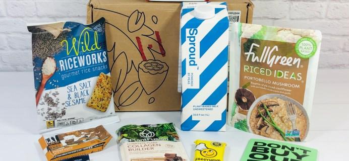 Vegancuts Snack Box Review + Coupon – December 2020