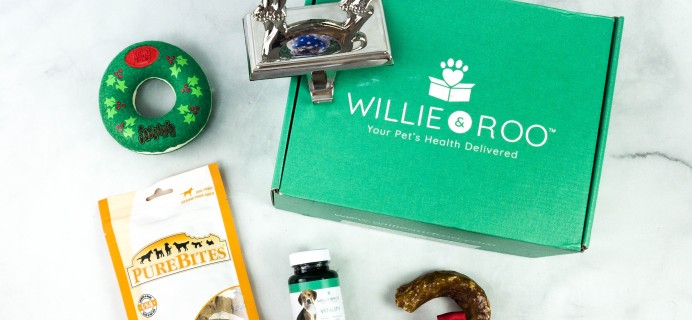 Willie & Roo Review + Coupon – December 2020