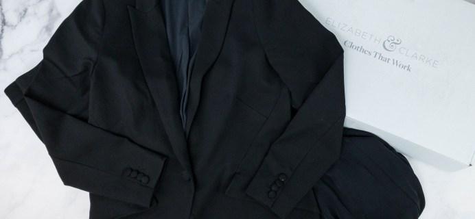 Elizabeth & Clarke Suit Separates Winter 2020 Review + Coupon!
