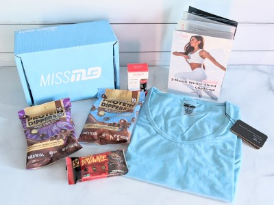 Miss MuscleBox Subscription Box Review + Coupon – December 2020