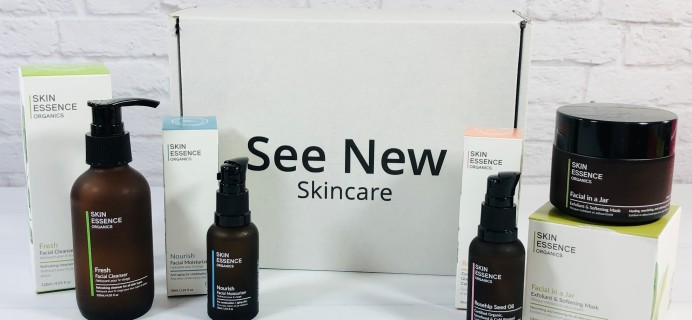 See New The Skincare Box January-February 2021 Subscription Box Review + Coupon