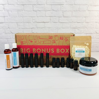 Simply Earth Big Bonus Box Review + Coupon – Spring 2021