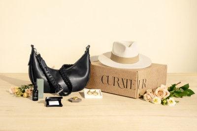 CURATEUR Deal: Get $25 off First Box!