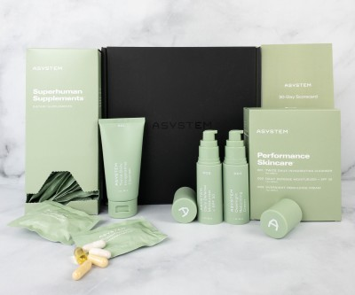 ASYSTEM Subscription Box Review + Coupon – TOTALBODY MEN'S ESSENTIAL SYSTEM