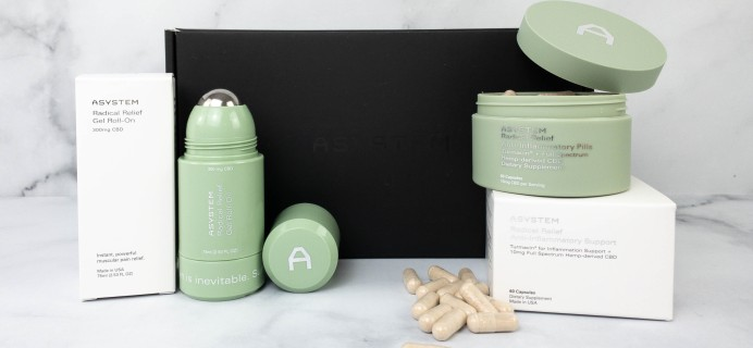 ASYSTEM Radical Pain Relief System Review + Coupon