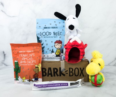 Barkbox Review + Coupon – December 2020