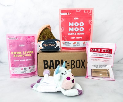 Barkbox Review + Coupon – January 2021