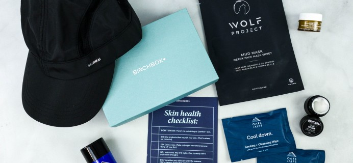 Birchbox Grooming Review + Coupon – January 2021