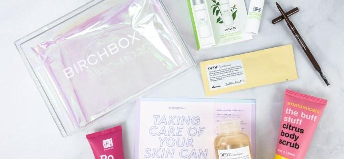Birchbox Subscription Box Review + Coupon – January 2021 Sample Choice Box