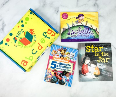 Kids BookCase Club Box Review + 50% Off Coupon – January 2021