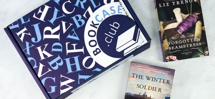 BookCase.Club Review + Coupon – January 2021 SURPRISE-ME FICTION