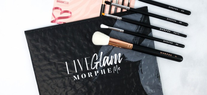 LiveGlam Brush Club Review + Coupon – February 2021