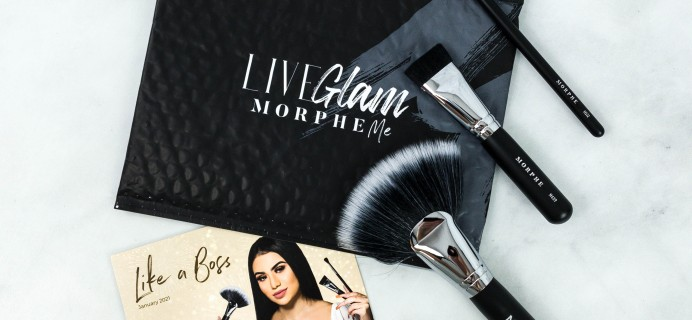 LiveGlam Brush Club Review + Coupon – January 2021