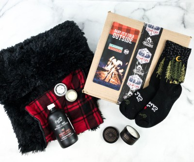 Camp Life Crate Glampers & Campers Winter 2020 Review + Coupon