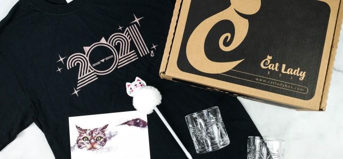 Cat Lady Box Coupon: Get 20% Off First Box!
