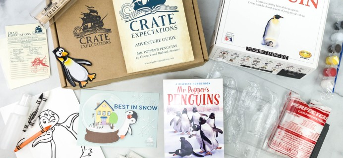 Crate Expectations Review + Coupon – December 2020 BEST IN SNOW