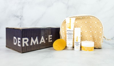 Derma-E BRIGHTEN & GO Review