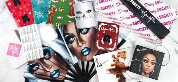 Drag Society Winter 2020 Subscription Box Review