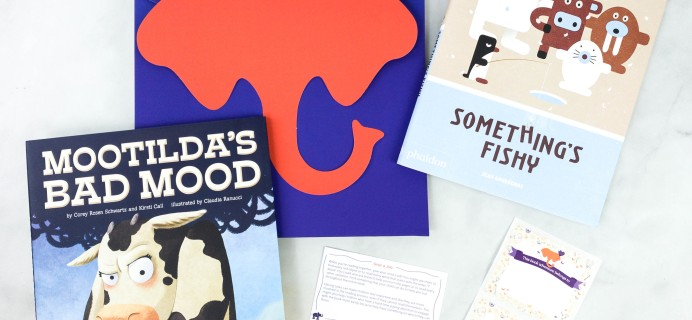 Elephant Books Subscription Box Review + Coupon – December 2020