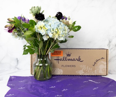 Enjoy Flowers Hallmark Flowers Review + Coupon