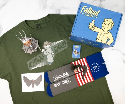 Loot Crate Fallout Crate December 2020 Review + Coupon