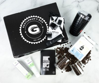 The Gentleman's Box Winter 2020 Premium Box Review + Coupon