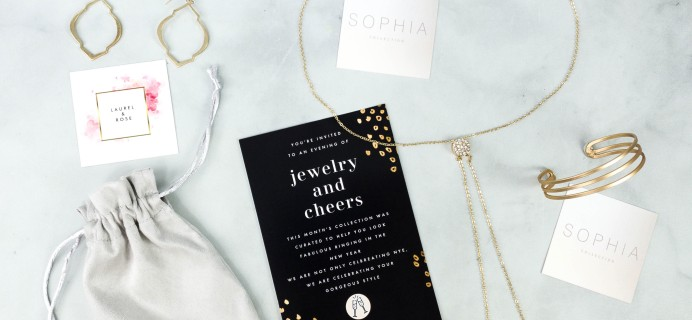 Glamour Jewelry Box Subscription Review + Coupon – December 2020