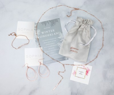Glamour Jewelry Box Subscription Review + Coupon – January 2021