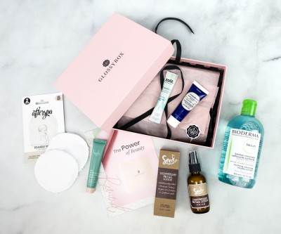 GLOSSYBOX January 2021 Review + Coupon