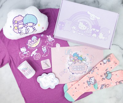 Hello Kitty and Friends Box Review  + Coupon – December 2020