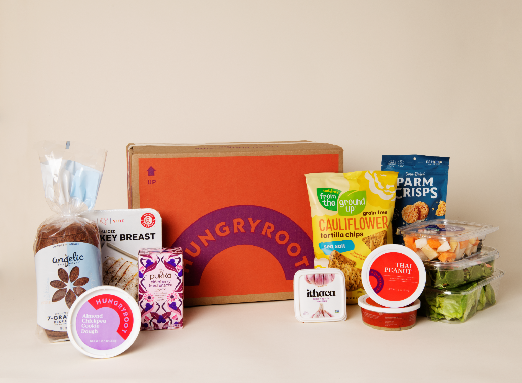 Hungryroot Coupon: Get 40% Off + FREE Bonus Gift FOR LIFE! - Hello Subscription