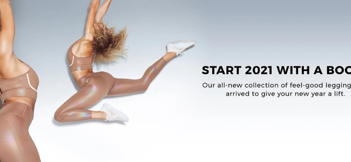 January 2021 Fabletics Selection Time + New Member Coupon!