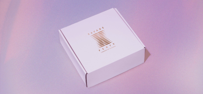 Savage x Fenty Xtra VIP Box May 2021 Spoilers! {NSFW}