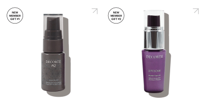 Allure Beauty Box Coupon: 2 FREE Decorte Serums with First Box!