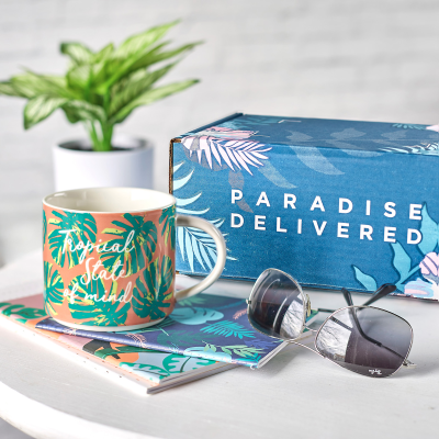 Paradise Delivered New Year Deal: Get 50% Off First Box!