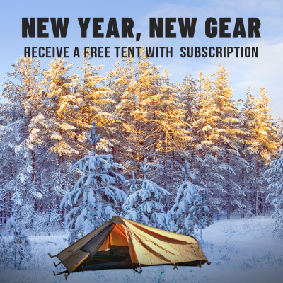 BattlBox New Year's Coupon: Get FREE Tent with Subscription!