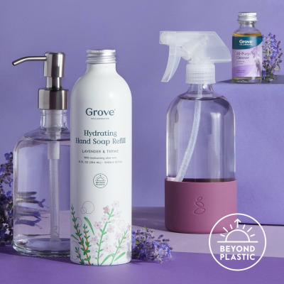FREE Beyond Plastic Set with Grove Collaborative $30 Purchase!