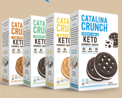 New Catalina Crunch Keto Sandwich Cookie Flavors Available Now + Coupon!