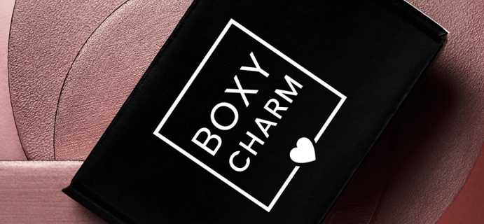 BOXYCHARM January 2021 Full Spoilers – All Items!