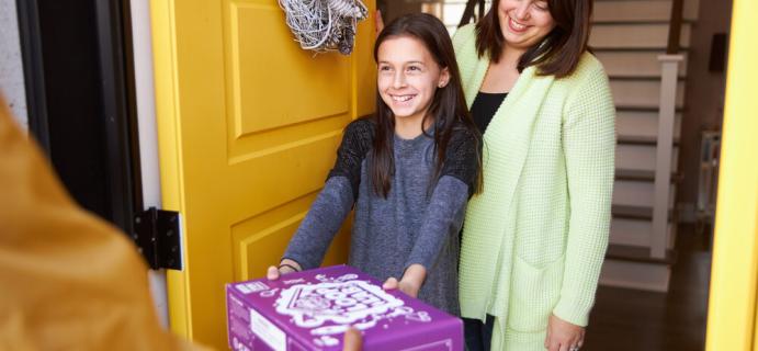 Loop Lab Box – Review? Tweens and Teens STEM Subscription Box!